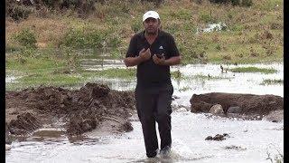 Հորդ անձրևն արտակարգ իրավիճակ է ստեղծել Արմավիրի գյուղերում