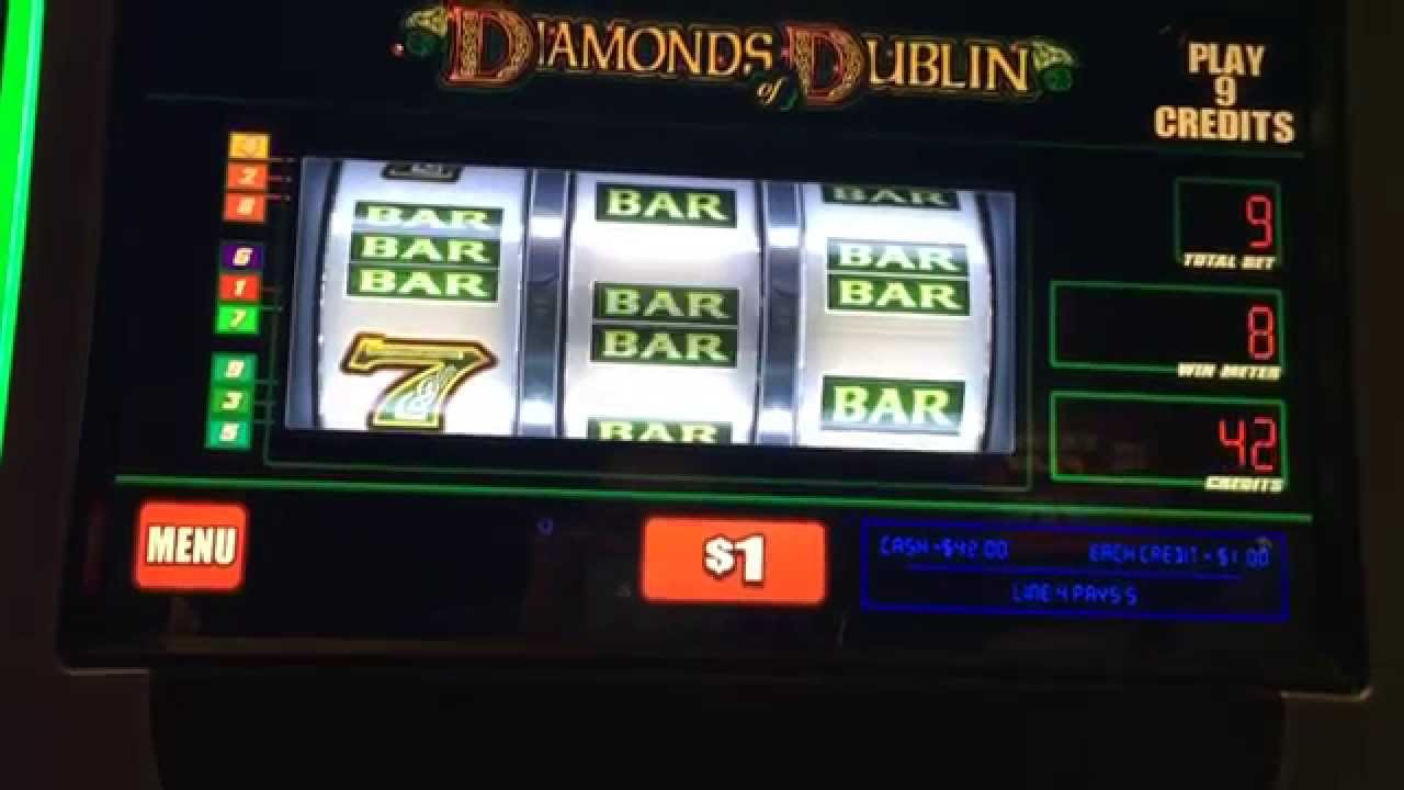 Dublin slot machine youtube