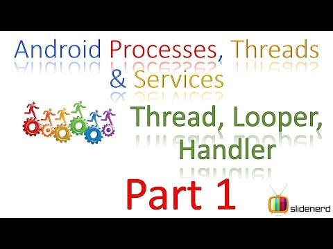 179 Android Handler Tutorial Part 1 |