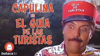 Capulina: El guía de las turistas - película completa