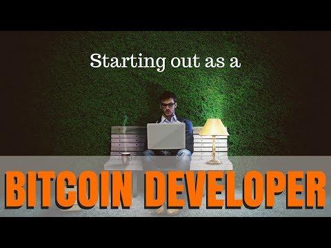 Where to start as a Bitcoin Developer?
