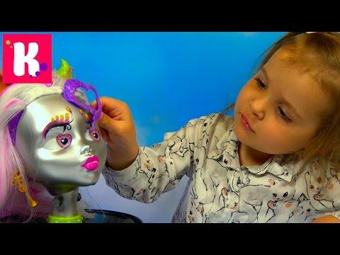 Кукла Тореляй Страйп Монстер Хай серии Большой Скарьерный
