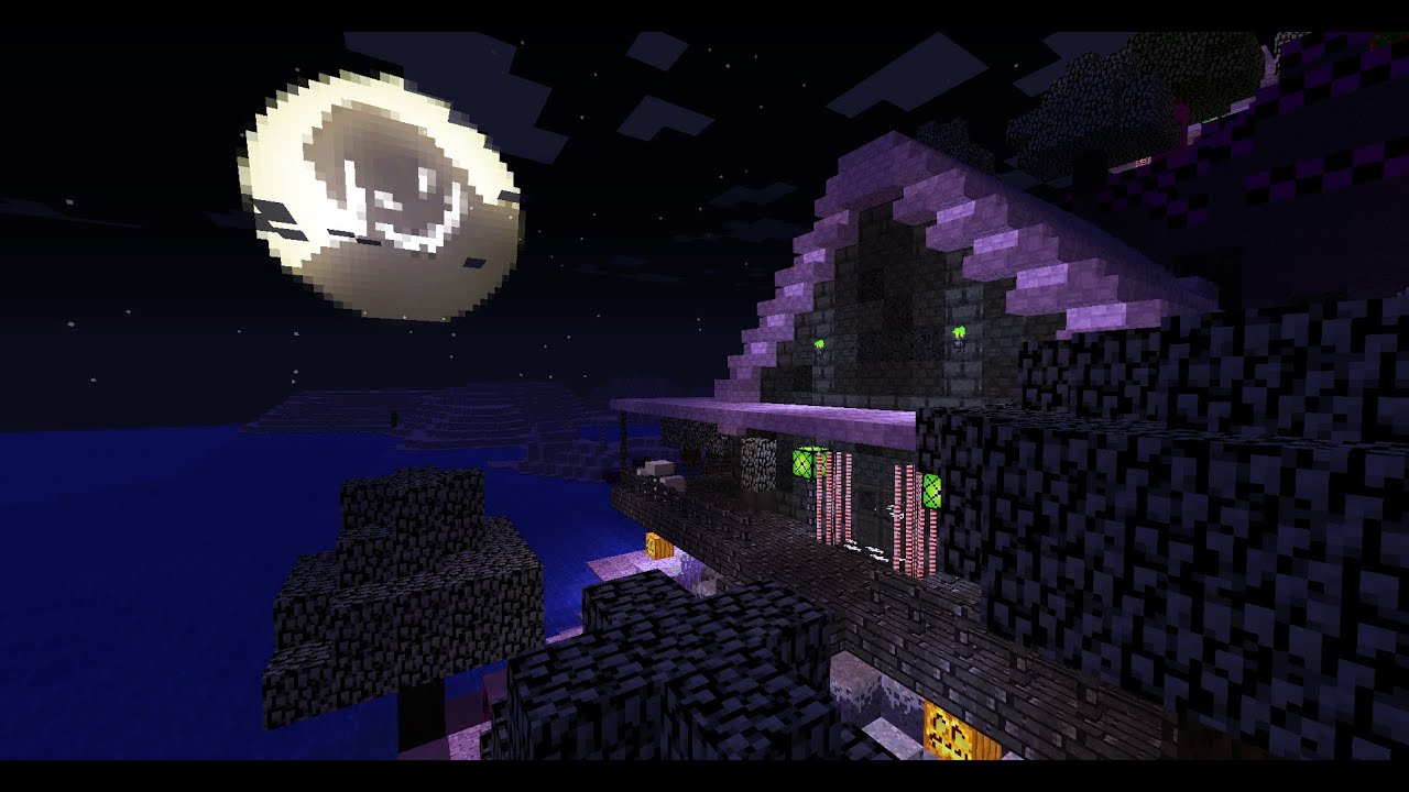 Nightmare Before Minecraft (1.8 Texture Pack) || Gaming Video ...