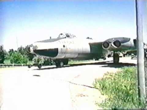 SAC Aircraft Move