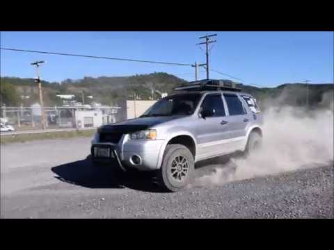 Lifted Ford Escape >> Lifted Ford Escape Hooning And Guns