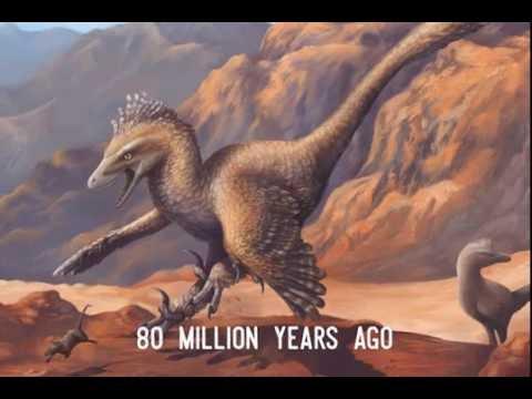 Save Mongolia's Dinosaurs