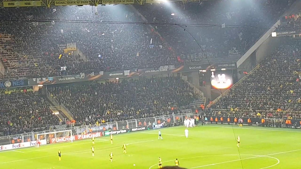 Borussia Dortmund Atalanta Bergamo
