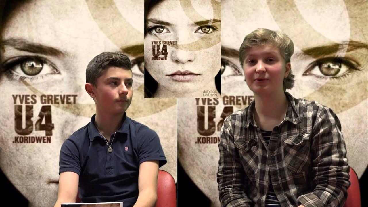 La chronique d'Adéle & Elie sur U4 Koridwen YouTube
