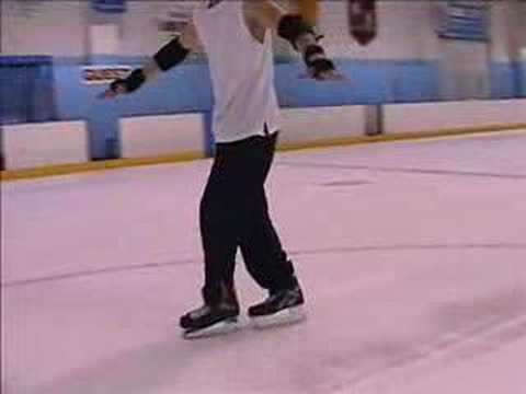 How To Ice Skate And Glide For Beginners - Skating 101 For ...