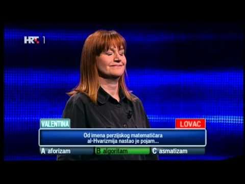 Kviz Potjera (22. 4. 2014.) - S01E45
