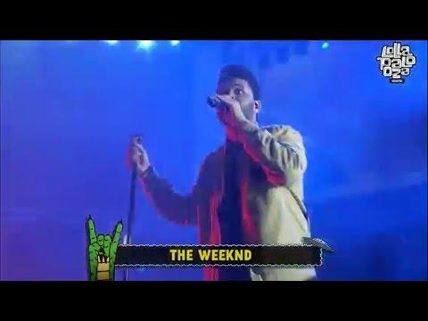 The Weeknd -  Starboy (Lollapalooza Argentina 2017)