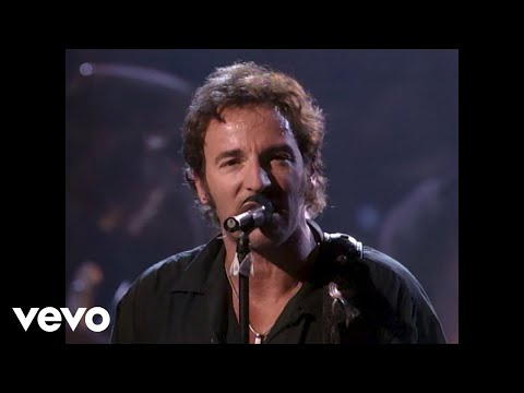 Bruce Springsteen - Lucky Town (from In Concert/MTV Plugged)