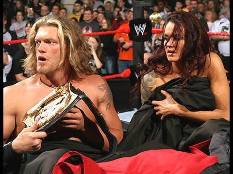 WWE RAW 01.09.06 Edge & Lita Live Celebration (720p) +18