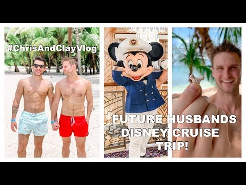 Disney Cruise Vlog- The Chris And Clay Vlog