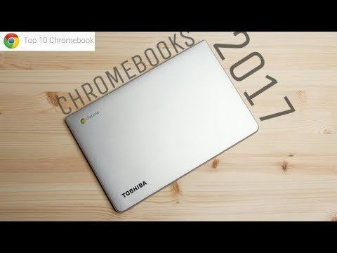 Top Most Selling Chromebooks 2017