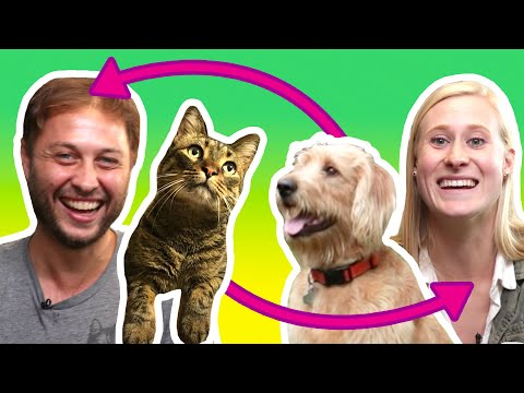 Pablo - Two People Swap Their Pets For The Weekend