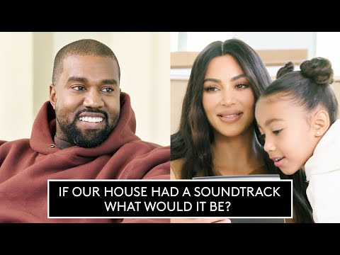 Inside Kim Kardashian and Kanye West's home | Cosmopolitan UK from YouTube · Duration:  4 minutes 19 seconds