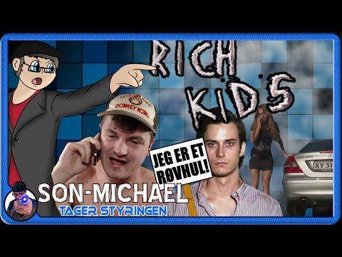 Rich Kids er R*VHULLER! (m. Spørg Casper) - Son-Michael Tager Styringen [Filmanmeldelse]