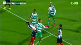 embeded bvideo Resumen | Santos Laguna 0 - 0 Monterrey | Copa MX - Apertura 2019 | Cuartos de Final Ida