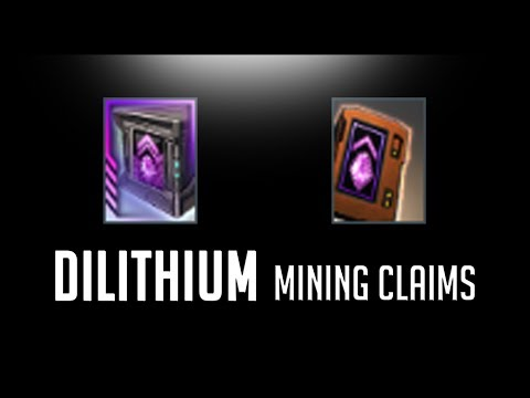 Dilithium Mining Claims / Dilithium Weekend – Star Trek Online