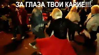 За глаза твои карие !!!Народные танцы,сад Шевченко,Харьков!!!