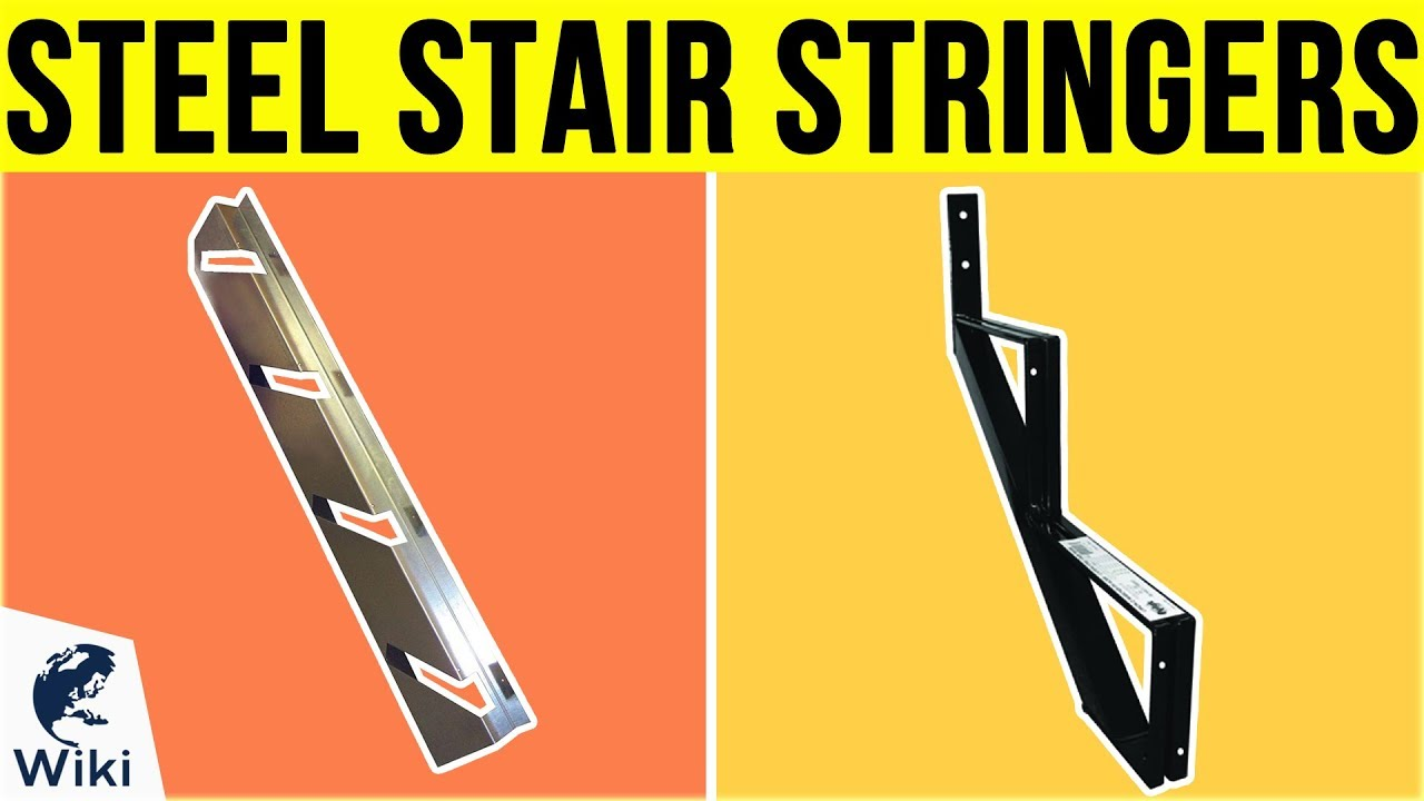 Top 6 Steel Stair Stringers of 2019 | Video Review
