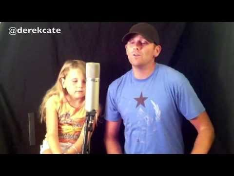 Gotye - Somebody that i used to know ft. Kimbra (Cover by Hailey & Derek Cate)