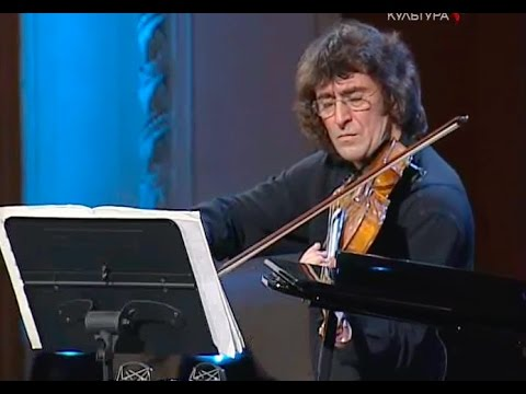Yuri Bashmet plays Shostakovich Viola Sonata, op. 147 - video 2006