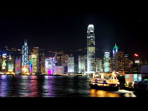 Hong Kong By Night (Music Video)