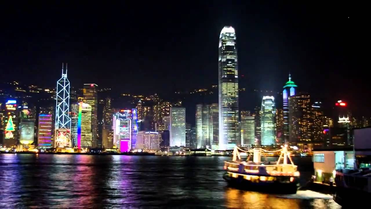Max Power Cars Wallpaper Hong Kong By Night Music Video Youtube