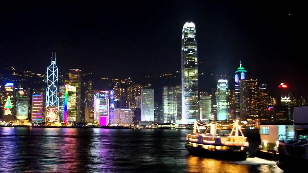 Buddha 3d Wallpaper Hd Hong Kong By Night Music Video Youtube