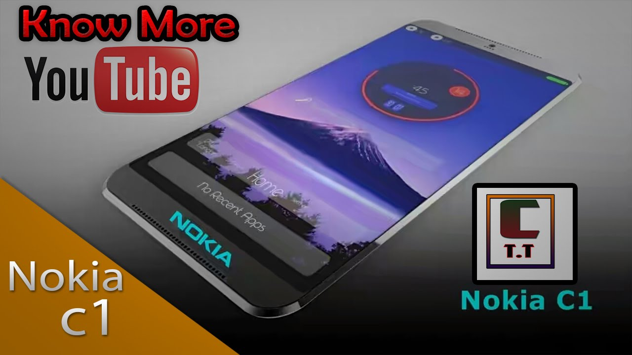 Phone Up And Coming Android Phones nokia c1 2016 father of all android phone is coming soon youtube soon