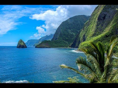 Hiking to Kalaupapa National Historic Park-- Molokai, Hawaii