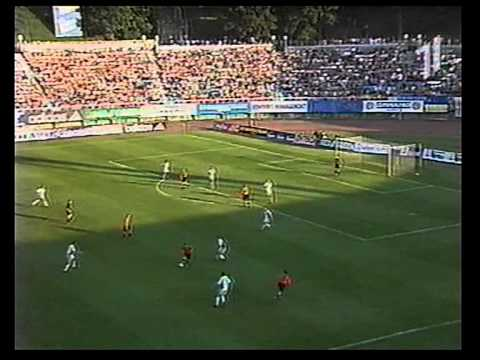 Динамо (Киев) - ШАХТЁР Чемпионат Украины 2001/02