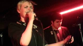 Desperate Journalist - Cristina (Live @ Power Lunches, London, 28/05/14)