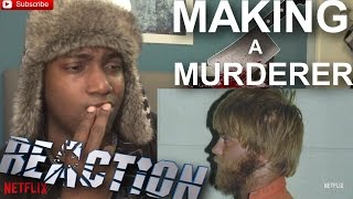 Making A Murderer - Trailer - Netflix - REACTION!