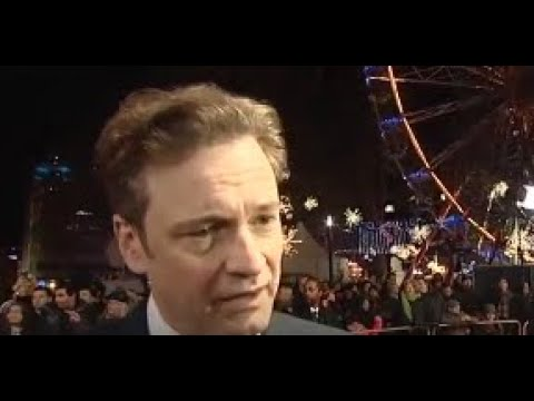 """The Railway Man"" with Colin Firth & Jeremy Irvine and Patti Lomax Interviews"