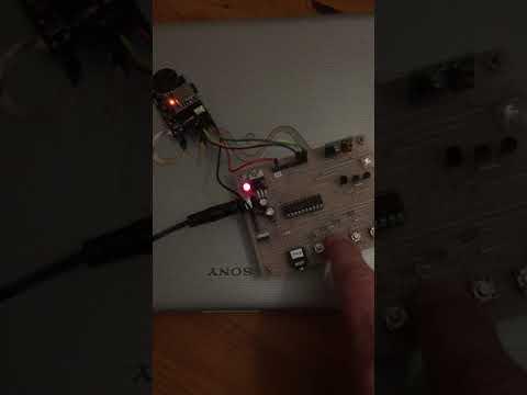 Prototype MP3 CB Radio Roger Bleep Module