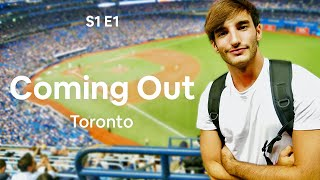 S1 E1: Dating In Toronto and Coming Out In The 80's | The Gay Explorer
