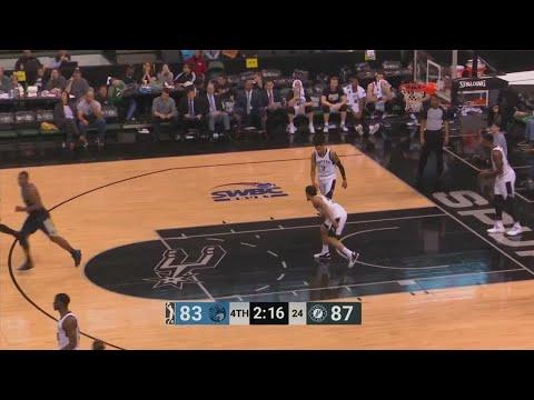 Justin Patton (21 points) Highlights vs. Austin Spurs