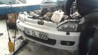 HONDA CİVİC 1.5 EX MOTOR TOPLAMA 2