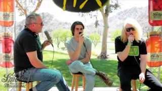 The Orwells Interview at Coachella 2015