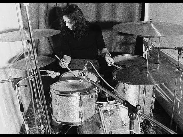 Ian Paice - Deep Purple - Highway Star - Isolated Drum Track