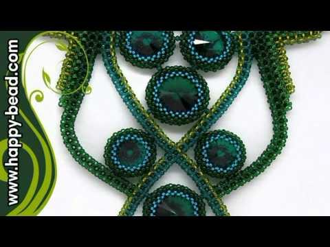 Exclusive handmade beaded jewelry