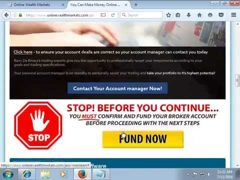 The Secret inside the Online Wealth Market System  Finally Revealed In This Video