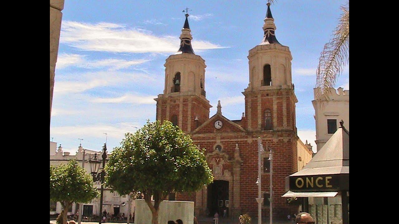 Artesanato Zen ~ San Fernando (Cádiz) Iglesia Mayor San Pedro y San Pablo y entorno YouTube