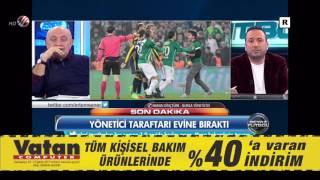 Bursasporlu yönetici Hakan Dinçtürk Beyaz Futbol