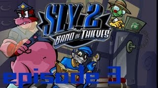 Sly 2 : Association de Voleurs - épisode 3 (bouteilles) | Walkthrough HD