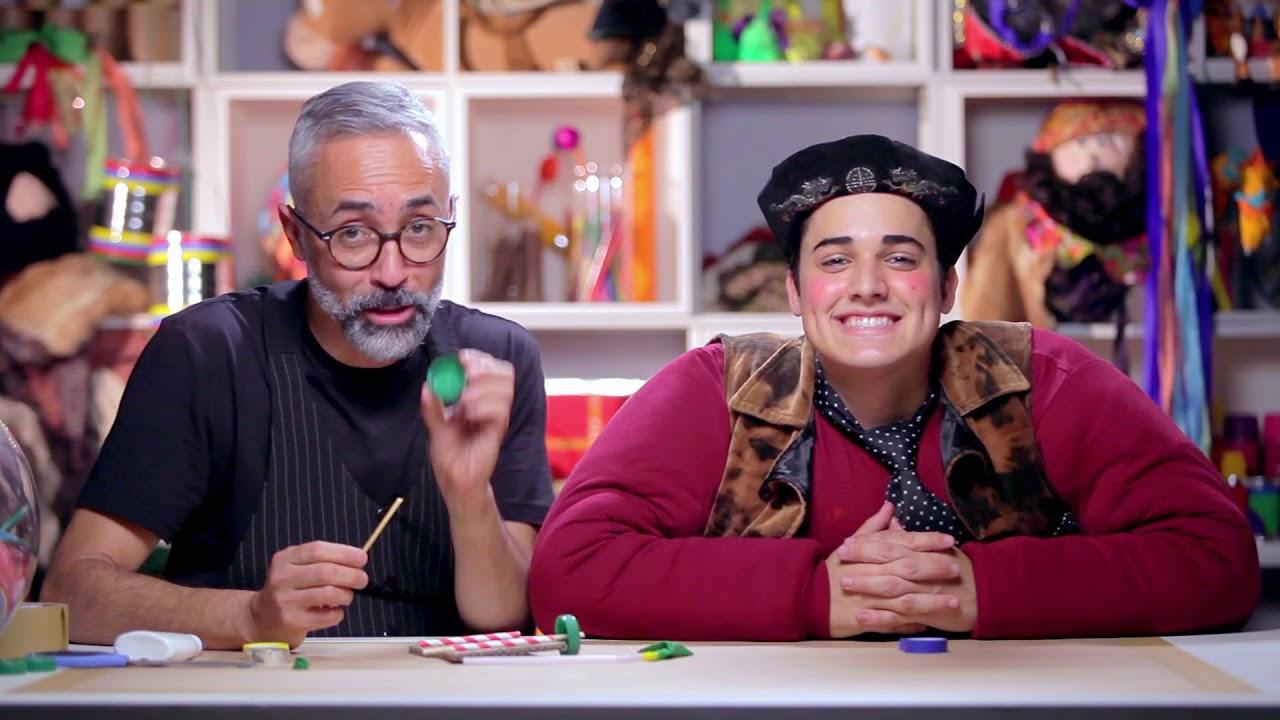 Os brinquedos do Alfredo [Episódio 27] Ibab Criança