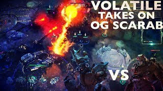 Halo Wars 2: Volatile and OG Scarab Clash in Epic Fight!
